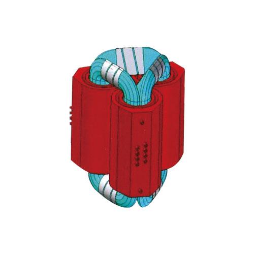 SCB13-M.RL系列10kV级立体三角形卷铁芯干式变压器